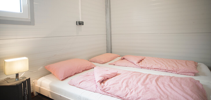 Residential Container - Double Bed